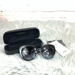 Authentic Coach Black Sunglasses/shades
